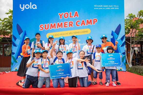 Thổi bùng năng lượng mùa hè cùng YOLA Summer Camp 2019 - Ảnh 8.