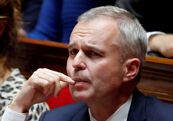 Bộ trưởng môi trường Pháp từ chức sau khi bị tố tiệc tùng xa xỉ - Ảnh 1.
