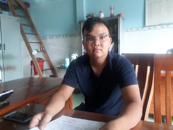 Vụ sinh viên TP.HCM bỗng có án: TAND Quảng Ninh khẳng định có xử bị cáo Nguyễn Văn Cảnh - Ảnh 1.