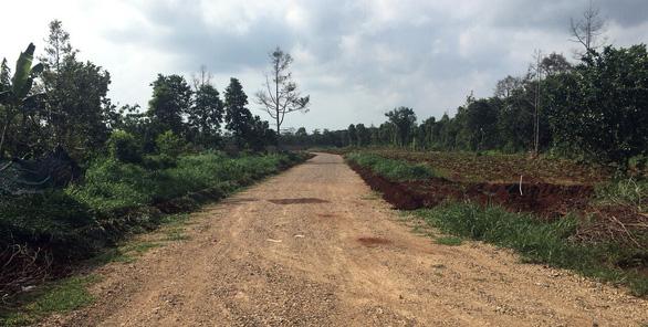 Dân đổ đống gạch thì đến kiểm tra, dự án cả chục hecta lại không hề hấn - Ảnh 4.