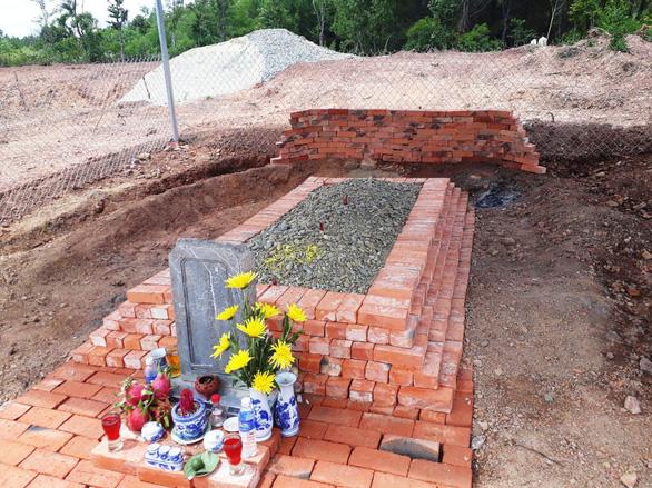 Sẽ giữ nguyên lăng mộ phi tần của vua Tự Đức tại vị trí cũ - Ảnh 1.