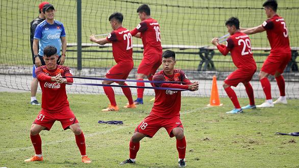 Ông Park Hang Seo lên kế hoạch tập trung ngắn hạn với U23 Việt Nam - Ảnh 1.