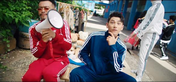 Khánh Linh The Face chính là nữ nhân khiến Isaac đau đầu trong MV mới - Ảnh 3.