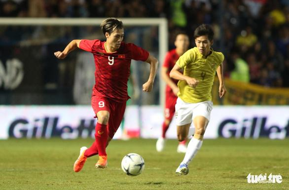 Vòng loại World Cup 2022: tin vào chất quái của ông Park - Ảnh 2.