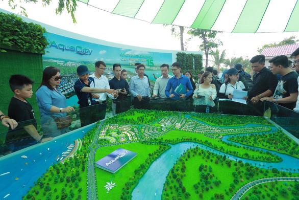Aqua City - giấc mơ sống xanh hiện đại trong tầm tay - Ảnh 1.