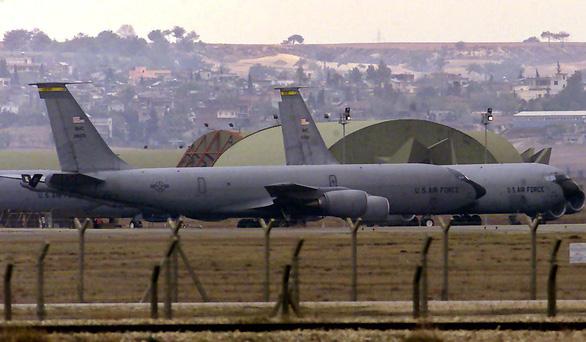 NATO làm lộ vị trí vũ khí hạt nhân Mỹ ở châu Âu - Ảnh 1.