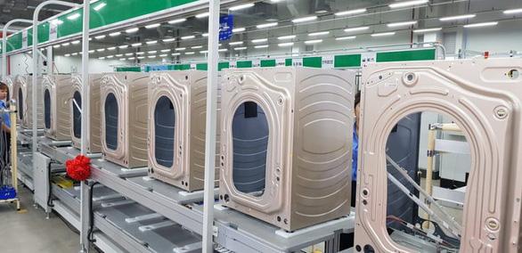 AQUA khánh thành nhà máy máy giặt cửa trước - Ảnh 2.