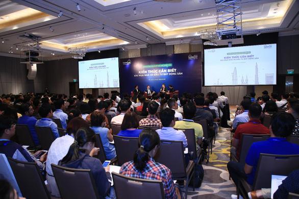 Tổ chức hội thảo dành riêng cho người mua nhà tại Hà Nội - Ảnh 1.
