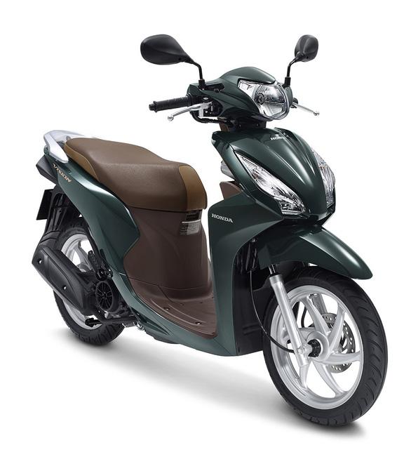 Rinh quà hấp dẫn cùng Honda VISION 110cc và Air Blade 125cc - Ảnh 3.