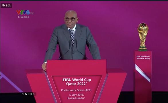Việt Nam cùng bảng UAE, Thái Lan, Indonesia và Malaysia ở vòng loại thứ 2 World Cup 2022 - Ảnh 6.