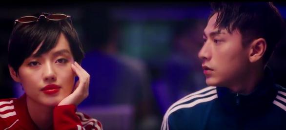 Khánh Linh The Face chính là nữ nhân khiến Isaac đau đầu trong MV mới - Ảnh 2.