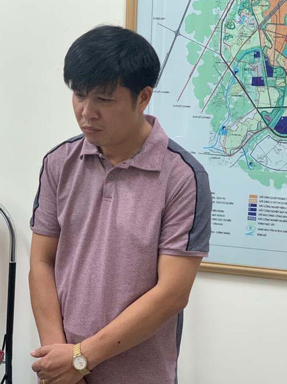 Bắt tạm giam phó giám đốc Ban giải phóng mặt bằng và tái định cư TP Thanh Hóa - Ảnh 1.