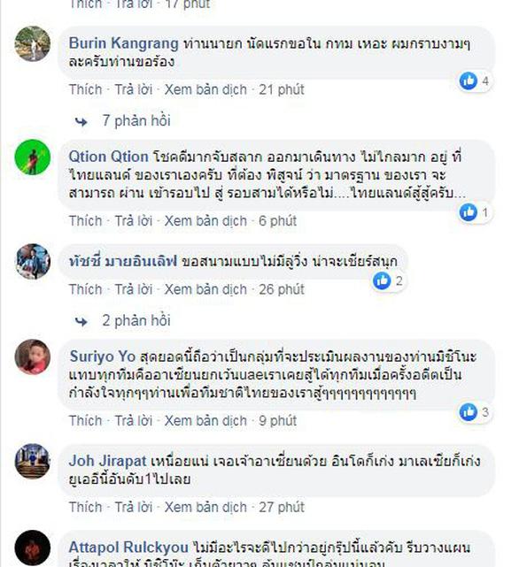 CĐV Thái Lan hí hửng trước cơ hội đòi nợ Việt Nam ở vòng loại World Cup 2022 - Ảnh 1.
