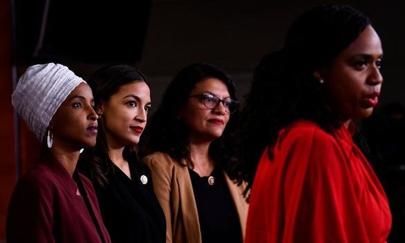 Hạ viện Mỹ ra nghị quyết lên án phát ngôn phân biệt chủng tộc của ông Trump - Ảnh 2.