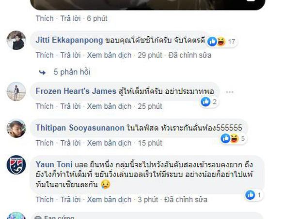 CĐV Thái Lan hí hửng trước cơ hội đòi nợ Việt Nam ở vòng loại World Cup 2022 - Ảnh 2.