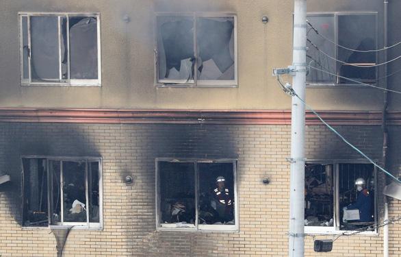 Nghi phạm hét lớn Chết đi! khi đốt xưởng hoạt hình Nhật làm 33 người chết - Ảnh 4.