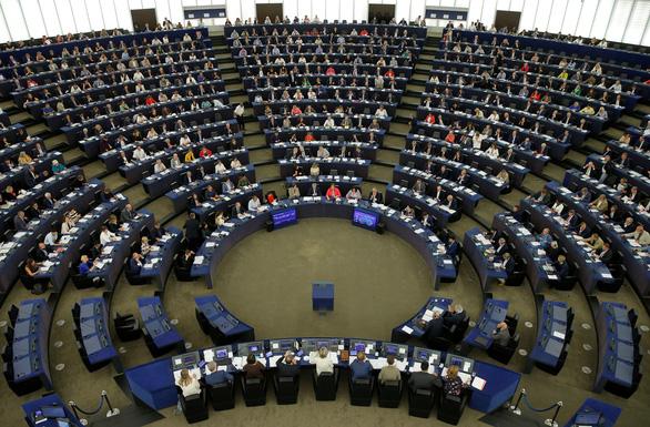 Nghị viện châu Âu đòi Hong Kong rút dự luật dẫn độ, Trung Quốc phản ứng - Ảnh 1.