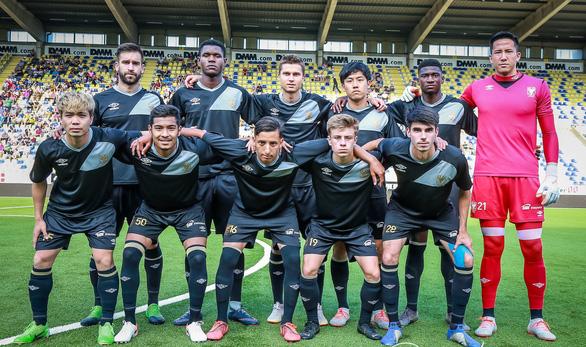 Công Phượng lần đầu đá chính cho Sint-Truidense trong trận thua đội hạng 2 Bỉ - Ảnh 1.