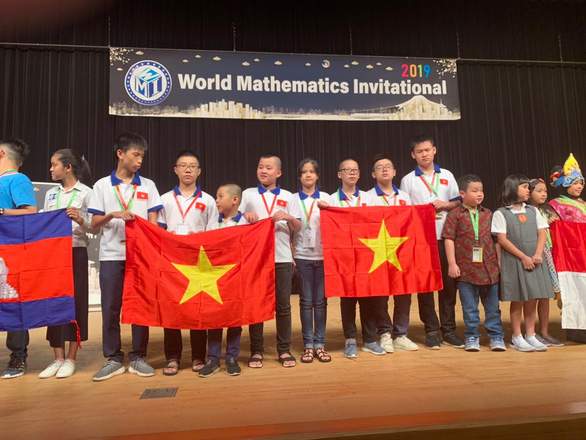 32 học sinh Việt giành giải Toán quốc tế WMI 2019 - Ảnh 2.