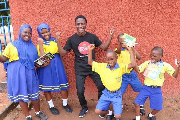 Người trẻ châu Phi và giấc mơ về lập trình - Ảnh 1.