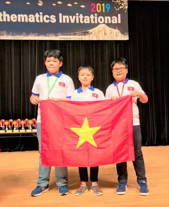 32 học sinh Việt giành giải Toán quốc tế WMI 2019 - Ảnh 1.