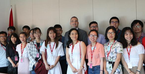Số sinh viên Việt Nam đến Canada xếp thứ 5 thế giới - Ảnh 2.