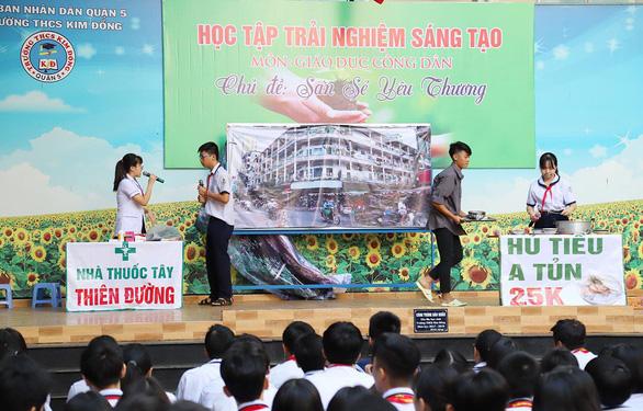TP.HCM: đổi mới giáo dục cho kết quả tốt - Ảnh 1.
