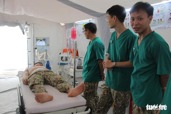 Việt Nam làm bệnh viện dã chiến không rác thải nhựa đưa sang Nam Sudan - Ảnh 1.