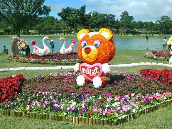 Festival Hoa Đà Lạt 2019 - Ảnh 1.