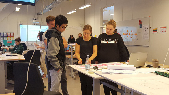 Ngành Công nghệ Kiến trúc và Quản lý Xây dựng đón đầu cơ hội việc làm - Ảnh 2.