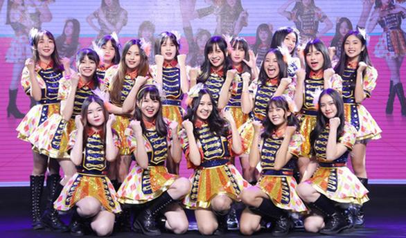Nhóm nhạc nữ đông nhất Việt Nam SGO48 và Heavy rotation - Ảnh 2.