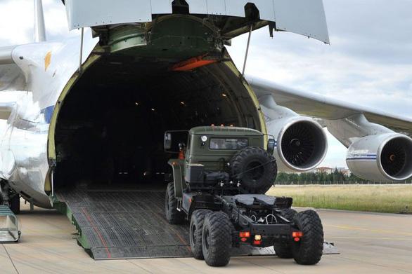 Mỹ loại Thổ Nhĩ Kỳ khỏi chuỗi cung ứng sản xuất chiến đấu cơ F-35 - Ảnh 1.