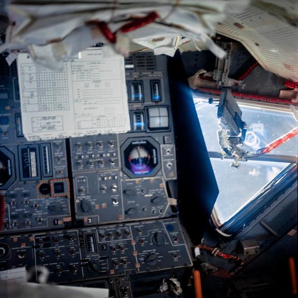 Những hình ảnh chưa từng công bố về sứ mệnh Apollo 11 - Ảnh 10.