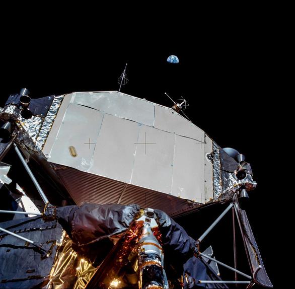 Những hình ảnh chưa từng công bố về sứ mệnh Apollo 11 - Ảnh 6.