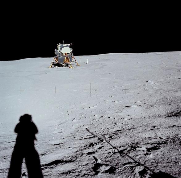 Những hình ảnh chưa từng công bố về sứ mệnh Apollo 11 - Ảnh 8.