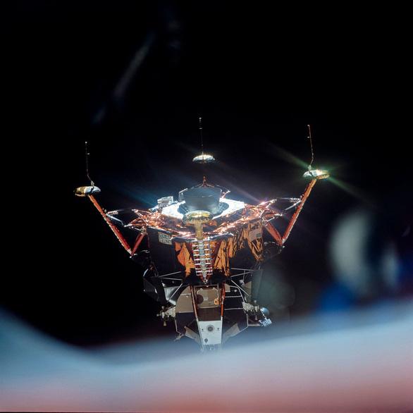 Những hình ảnh chưa từng công bố về sứ mệnh Apollo 11 - Ảnh 3.