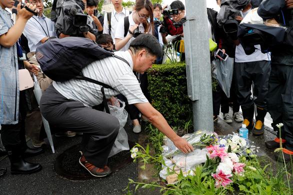 Người hâm mộ xót xa trước vụ tấn công xưởng phim hoạt hình Nhật - Ảnh 3.
