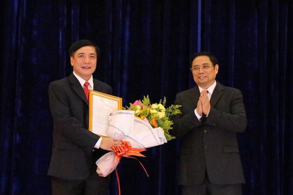 Chủ tịch Tổng liên đoàn Lao động làm bí thư tỉnh Đắk Lắk - Ảnh 1.