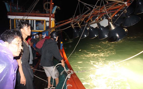 Bình Định quyết liệt khắc phục thẻ vàng về đánh bắt hải sản - Ảnh 1.