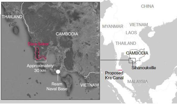 Mỹ lo sợ khu nghỉ mát ở Campuchia biến thành căn cứ Trung Quốc - Ảnh 4.