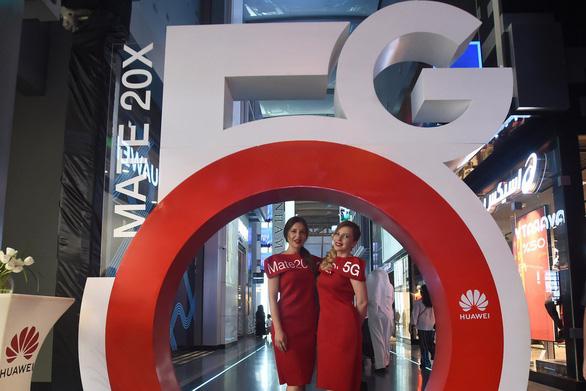 60% hợp đồng của Huawei là ở... châu Âu - Ảnh 1.