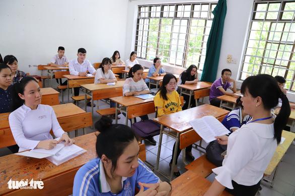 Công bố điểm sàn xét tuyển vào các trường thuộc ĐH Đà Nẵng - Ảnh 1.