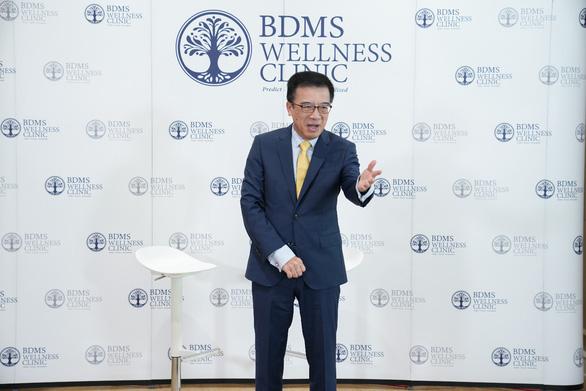 Future Clinic kết hợp với BDMS Wellness Clinic Thái Lan - Ảnh 2.