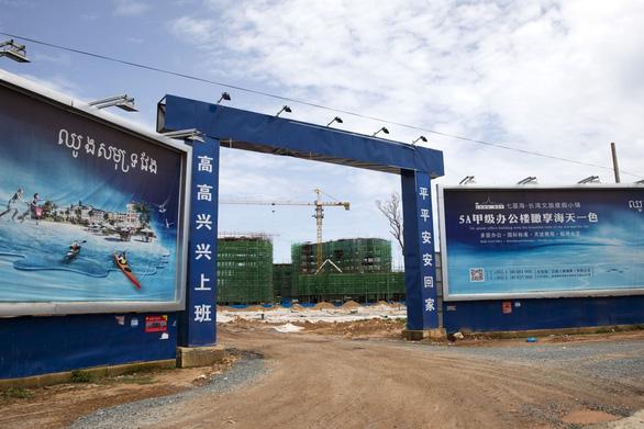 Mỹ lo sợ khu nghỉ mát ở Campuchia biến thành căn cứ Trung Quốc - Ảnh 1.
