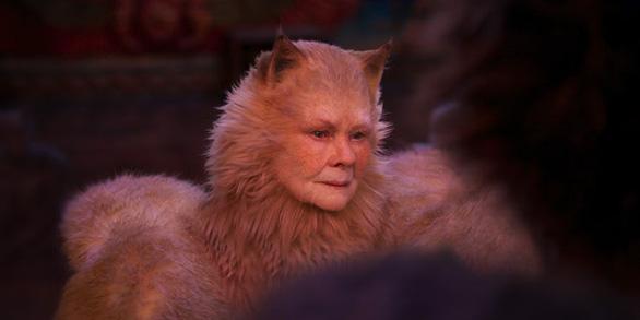 Bom tấn phim nhạc kịch Cats gây xôn xao vì người mèo Taylor Swift - Ảnh 2.