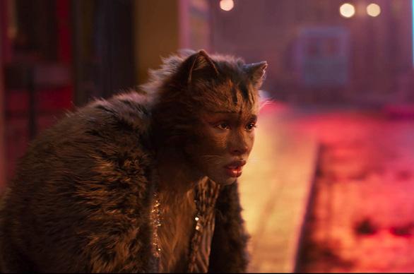 Bom tấn phim nhạc kịch Cats gây xôn xao vì người mèo Taylor Swift - Ảnh 3.
