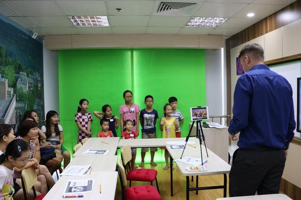 Ứng dụng công nghệ vào giảng dạy tiếng Anh trong thời đại 4.0 - Ảnh 3.