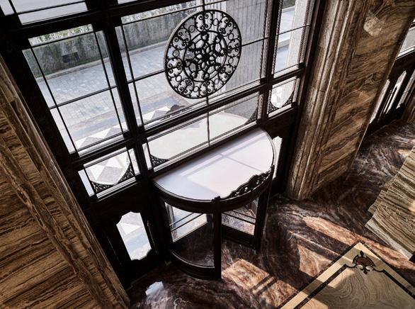 D'. Palais Louis ngốn hàng ngàn tỉ đồng cho những vật liệu xa xỉ - Ảnh 3.