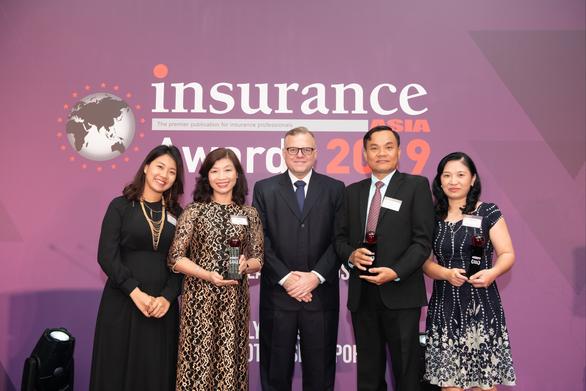 Prudential Việt Nam nhận giải thưởng Insurance Asia Awards 2019 - Ảnh 1.