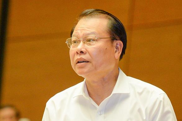 Bộ Chính trị kỷ luật cảnh cáo nguyên phó thủ tướng Vũ Văn Ninh - Ảnh 1.